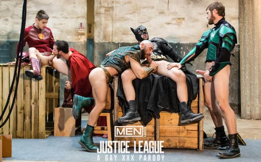 manilla luzon justice league gay porn